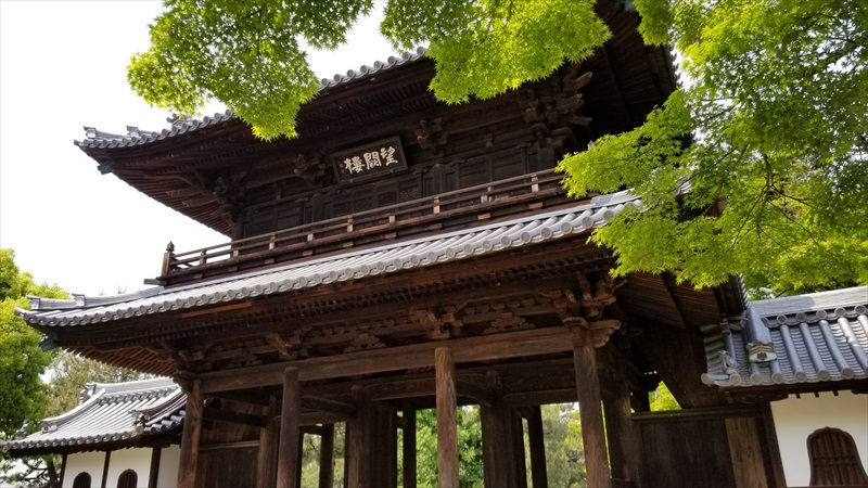 京都最古の禅寺 建仁寺