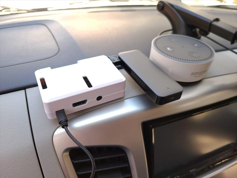 ラズパイで自作したモバイルWi-Fiルーター